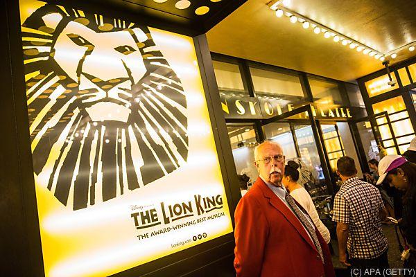 Lion King ist die weltweite Gelddruckmaschine für Disney