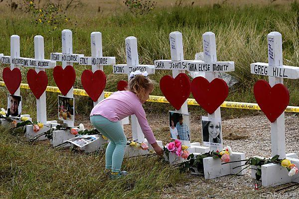 Trauer nach einem Blutbad mit 26 Toten in einer Kirche