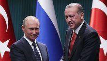 Putin und Erdogan sprechen über Syrienkrieg