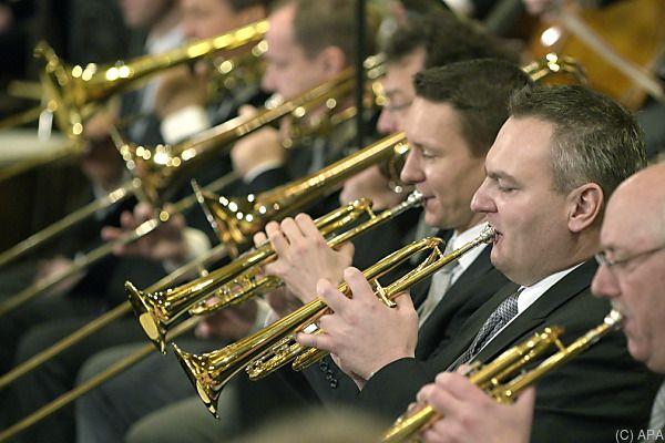Wiener Philharmoniker sollen in Brüssel auftreten