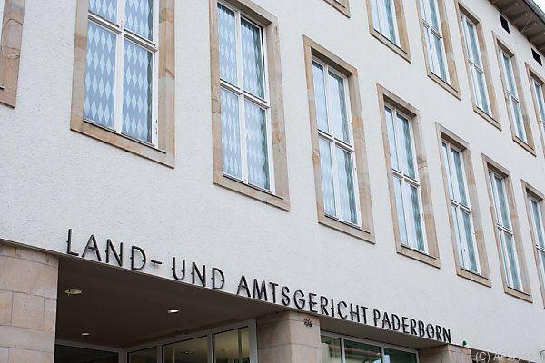 Mordprozess findet im Landgericht Paderborn statt