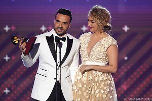 "Sommerhit ""Despacito"" räumt bei den Latin Grammy Awards ab"