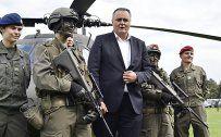 Sicherheitsbereich: Doskozil warnt vor Privatisierungen