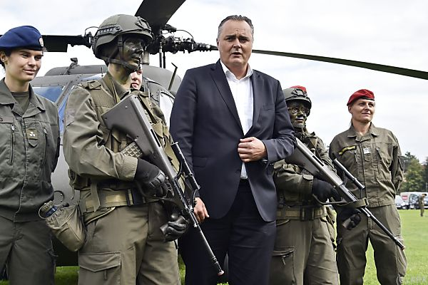 """Doskozil gegen """"Reduktionsgedanken"""" beim Heer"""
