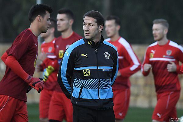 "Neuer ""Wind"" im ÖFB-Trainingslager in Marbella"
