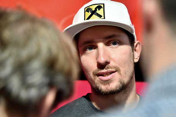 Ski-Star Marcel Hirscher ist zurück auf Schnee