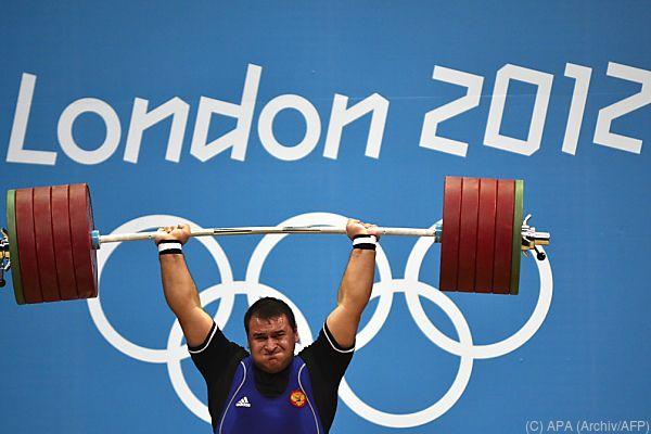 Albegow holte in London Bronze