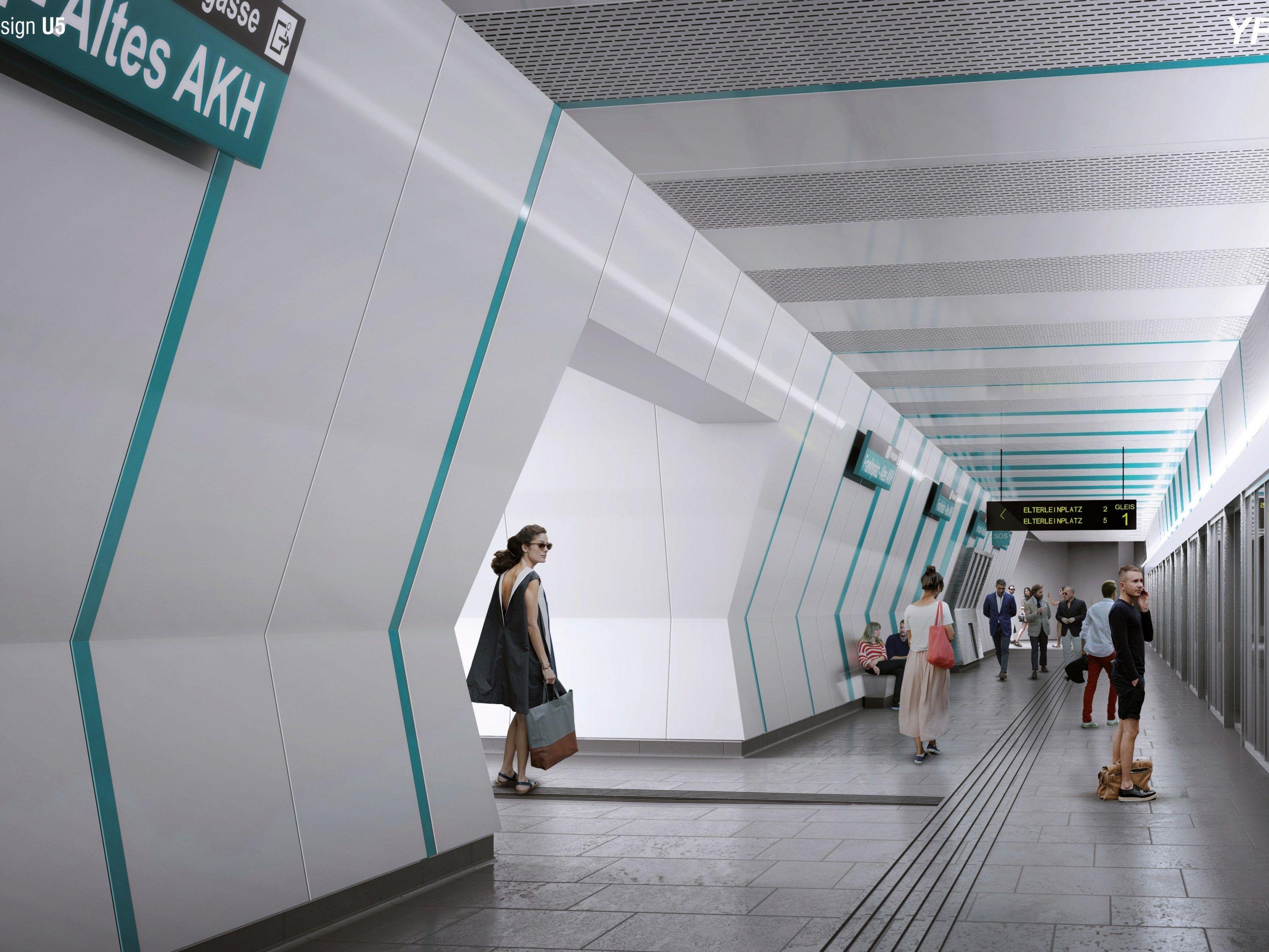 Linienkreuz U2u5 Steht In Den Startlöchern Erste Bauarbeiten 2018