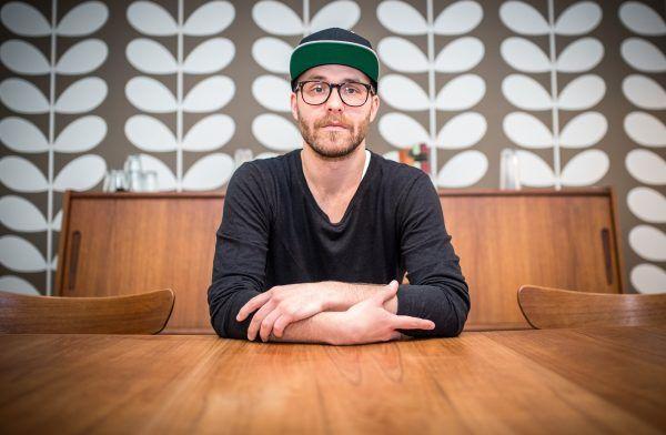 Der deutsche Sänger und Songwriter Mark Forster gastiert in Wien