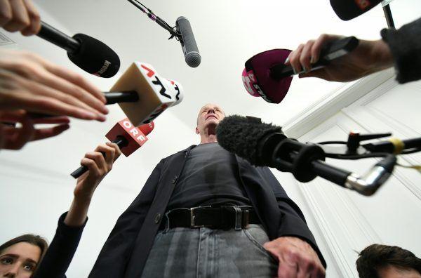 Peter Pilz bleibt bei seinem Mandatsverzicht.