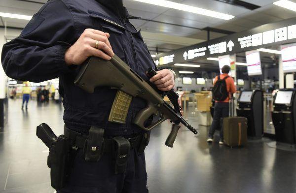 Mögliche Terroranschläge machen Herrn und Frau Österreicher Angst