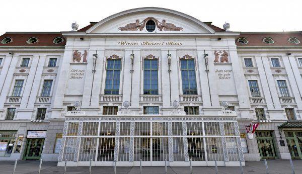 """Die 30. Ausgabe von """"Wien Modern"""" wurde Dienstagabend im Konzerthaus eröffnet."""