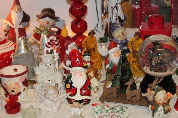 Tolle Schätze aller Art bietet der Adventmarkt beim WTV