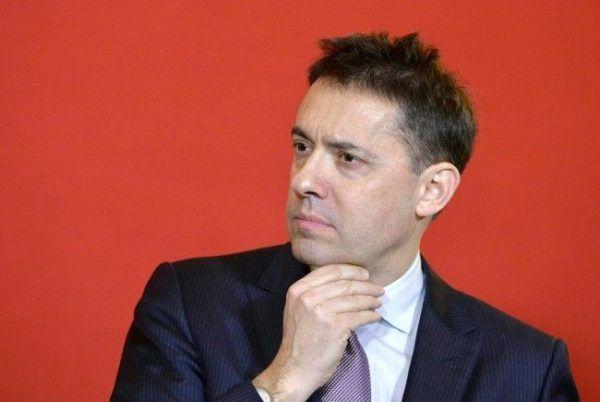 Das Verfahren der Uni Wien gegen Bogdan Roscic wurde eingestellt