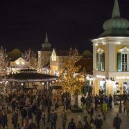 Christmas Late Night Shopping im Designer Outlet Parndorf: 60.000 Besucher