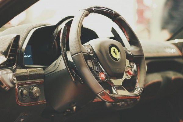Ein 15-Jähriger erschlich sich einen Ferrari für eine Spritztour