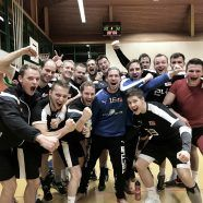 Handball in der Herrenriedhalle