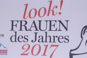 Look! Women of the Year Awards 2017 - Wiener Rathaus - 29.11.2017 Teil 1/3
