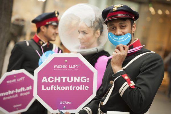 Am Welt COPD Tag soll auch in Wien auf die Lungenerkrankung aufmerksam gemacht werden
