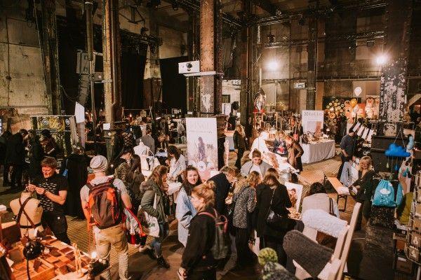 Fesch'markt Wien #15: Die Hallen der Ottakringer Brauerei sind mit feschem Flair gefüllt