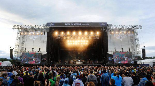 Die Zukunft des Musikfestivals auf der Donauinsel ist ungewiss