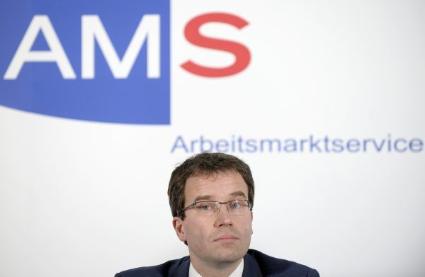 AMS-Chef Kopf äußerte sich zu den Flüchtlingszahlen.