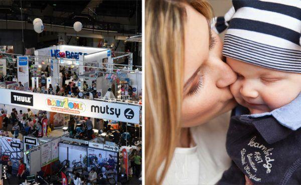 Alles, was (werdende) Eltern interessiert, gibt es auf der BabyExpo