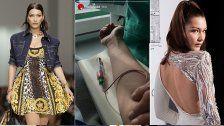 Bella Hadid: Besuch am Bodensee endet im Spital