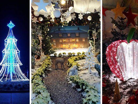 Besuch Auf Dem Weihnachtsmarkt.Ein Besuch Beim Weihnachtsmarkt In Den Blumengärten Hirschstetten