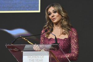 "Liz Hurley beim ""Women of the Year Award"" in Wien geehrt"