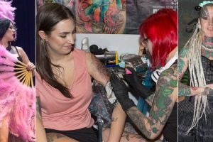 Das war die Tattoo Convention Vienna 2017 im Arcotel Wimberger