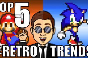 Top Trends im Retro-Gaming