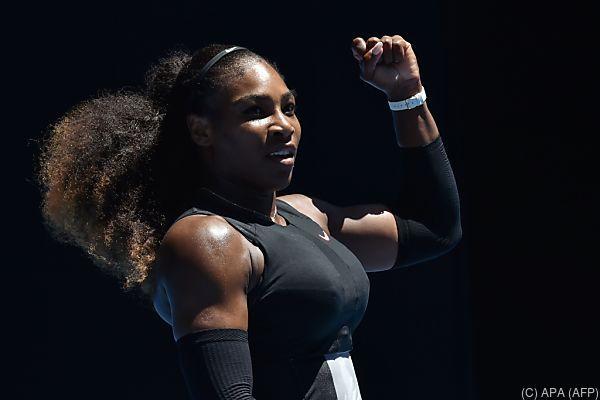 Serena Williams nach Babypause vor Comeback