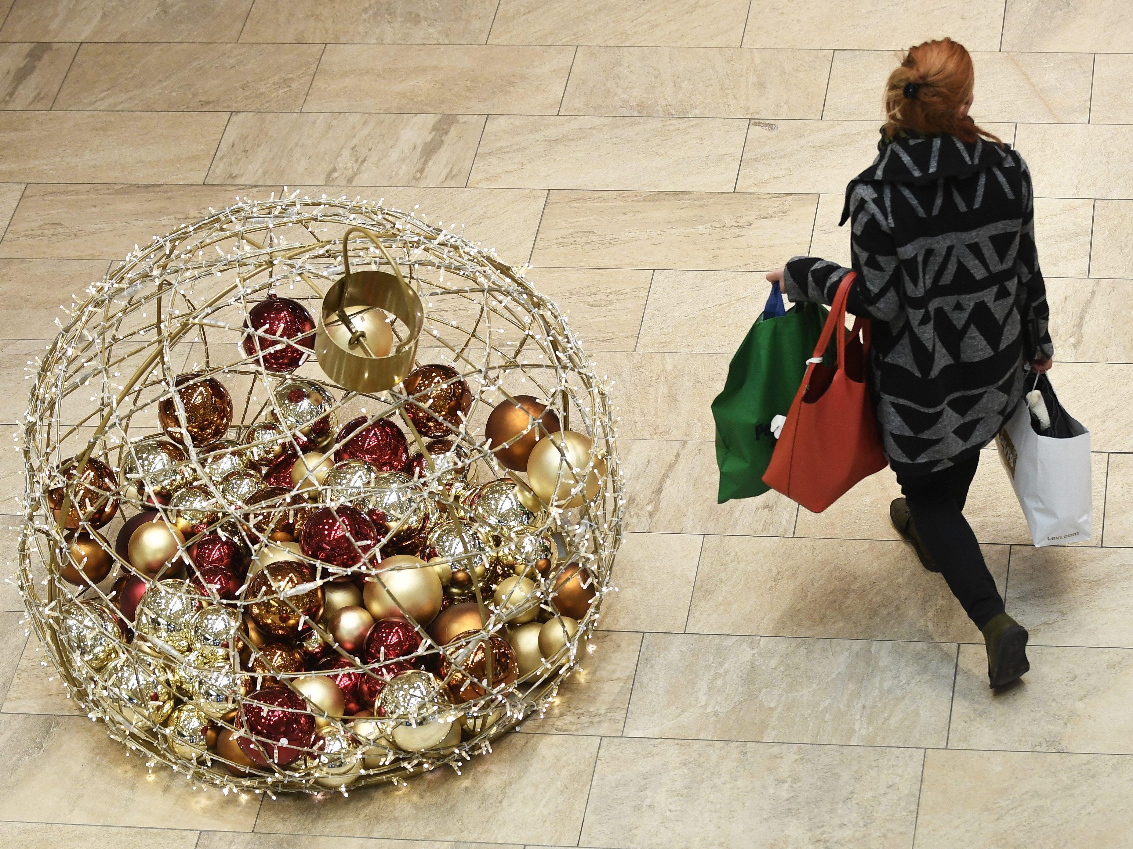"""Bilanz zum 2. Einkaufssamstag: """"Die Leute sind in Weihnachtsstimmung ..."""