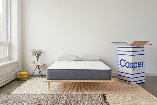 Wie man nun wirklich auf einer Casper-Matratze schläft - das wollten wir ganz genau wissen