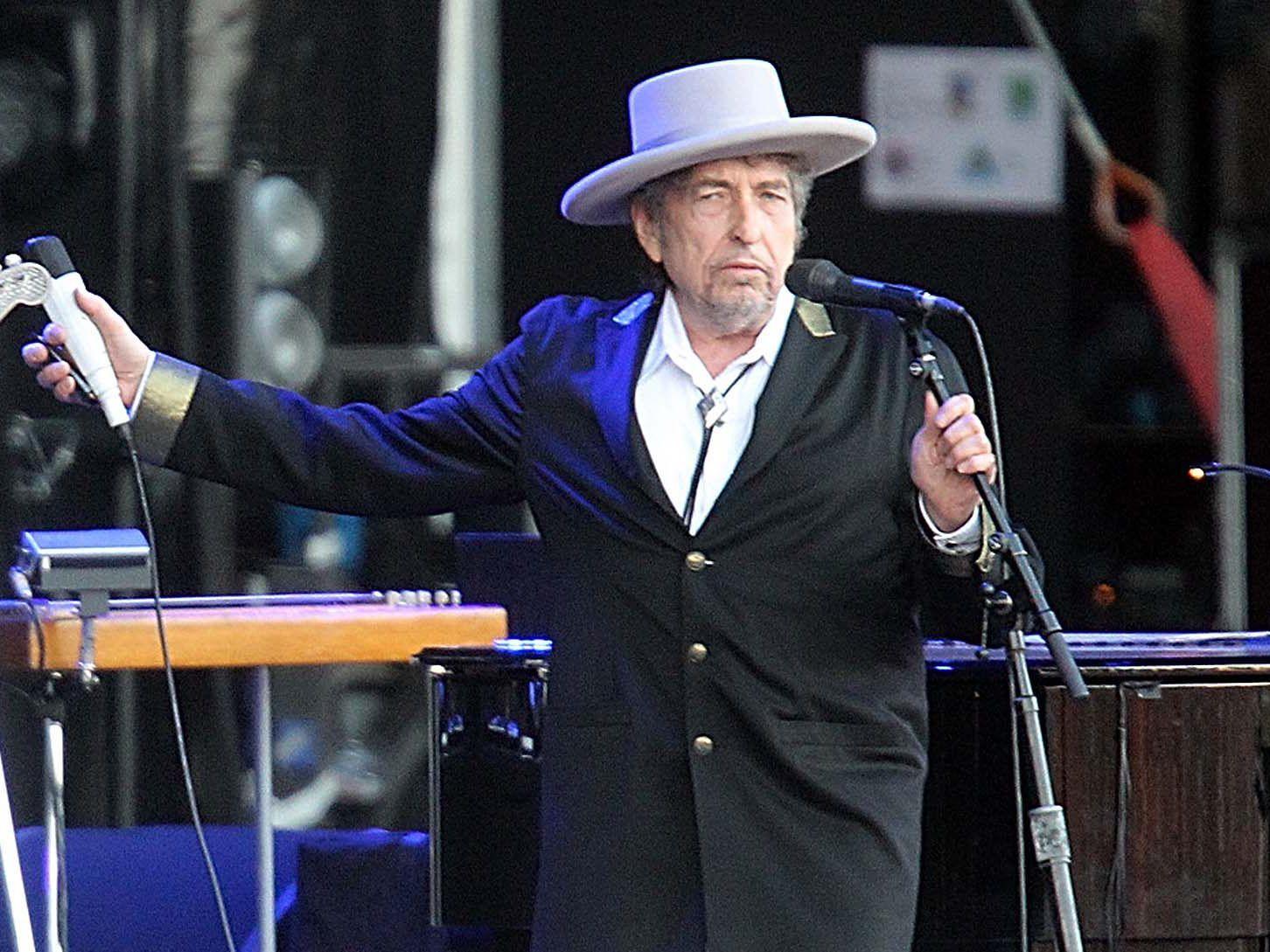 Bob Dylan Wien