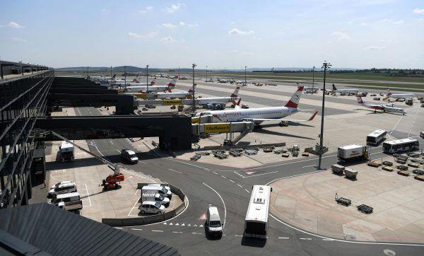 Die Zahl der Flüge am Flughafen Wien ist rückläufig seit Jahresbeginn
