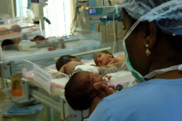 UNICEF: 17 Mio. Babys leiden unter Luftverschmutzung