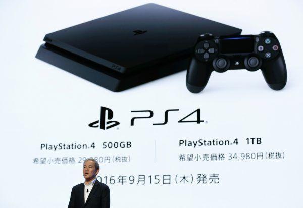 Derzeit soll an einem System-Update für die PS4 Pro gearbeitet werden.