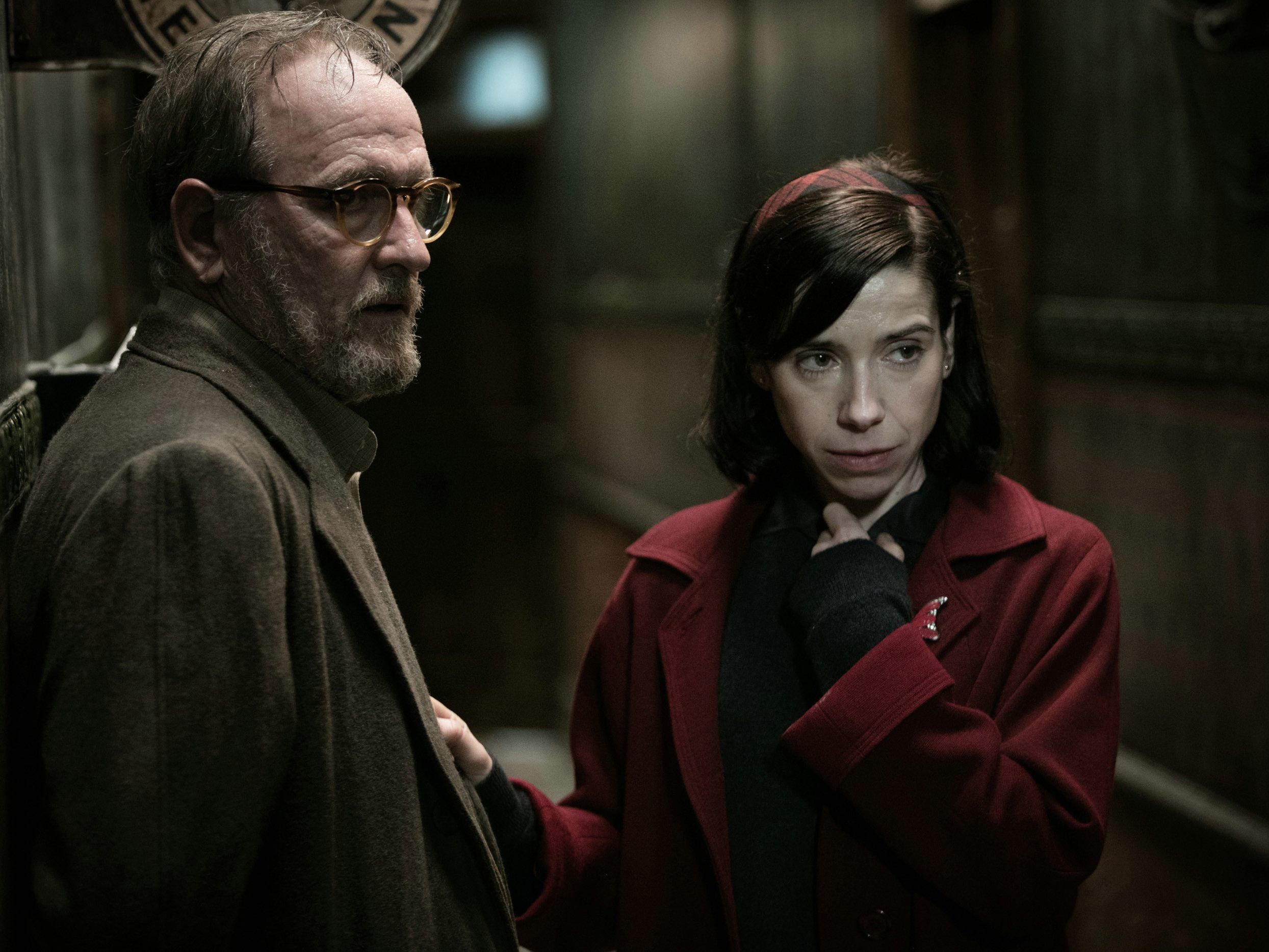 "Führt die Liste der Nominierungen bei den Golden Globes 2018 an: ""The Shape of Water"""