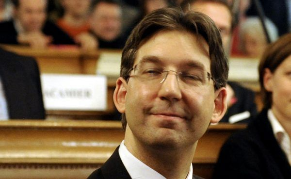 """Markus Figl will durch die Befragung eine Lösung der derzeitigen """"Blockadesituation""""."""