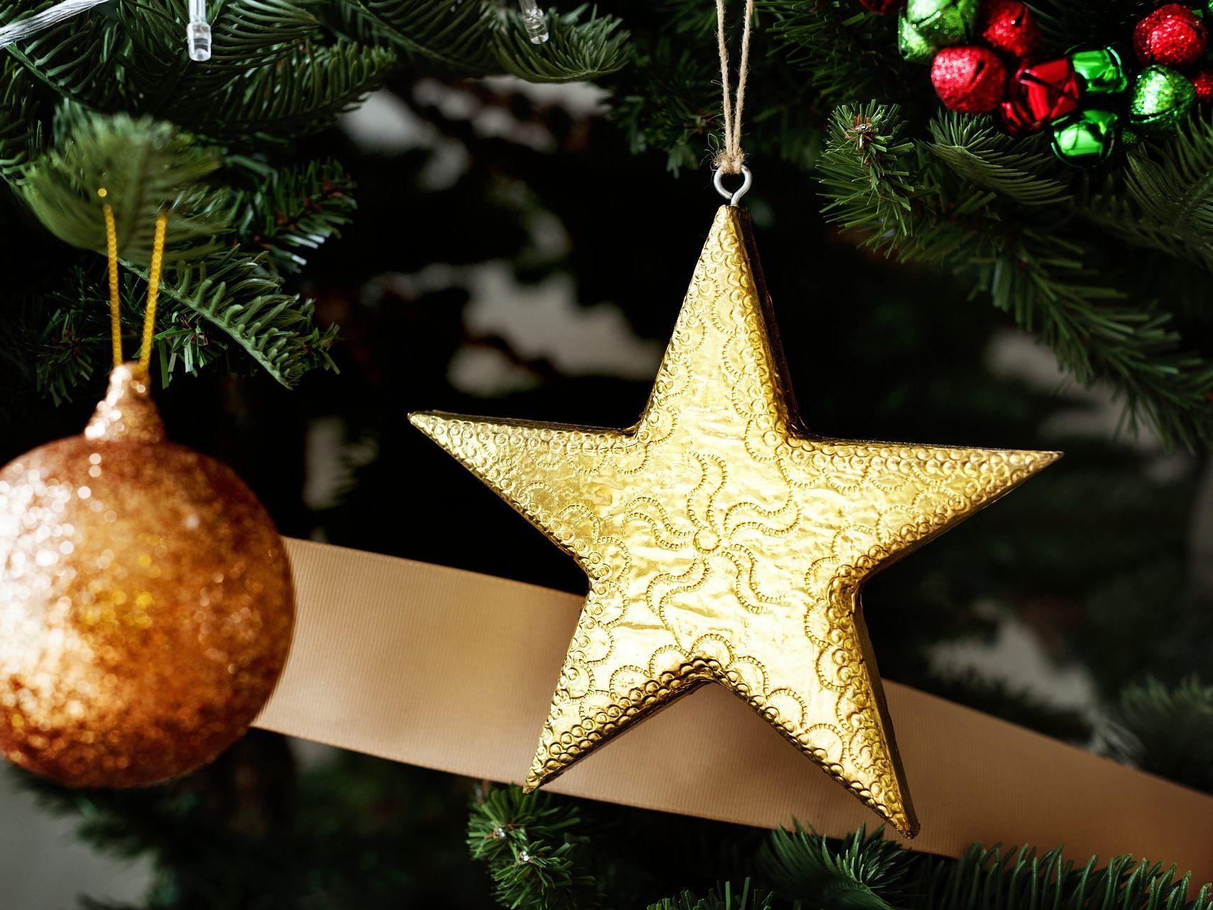 Last Minute Christbaumdeko Fur Den Schmalen Geldbeutel Weihnachten