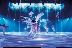 3×2 Tickets für Holiday on Ice TIME gewinnen