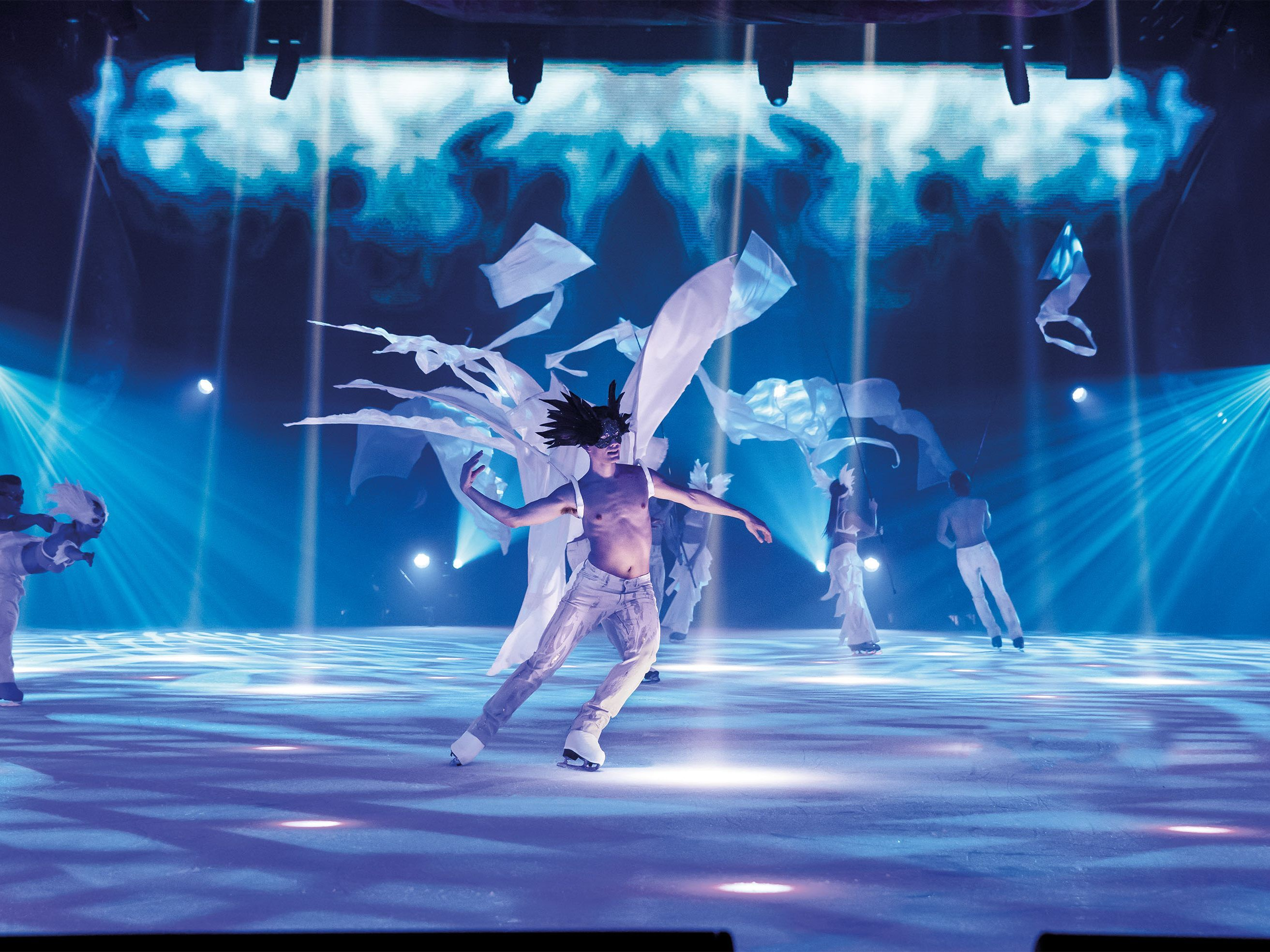 3x2 Tickets für Holiday on Ice in der Wiener Stadthalle gewinnen.