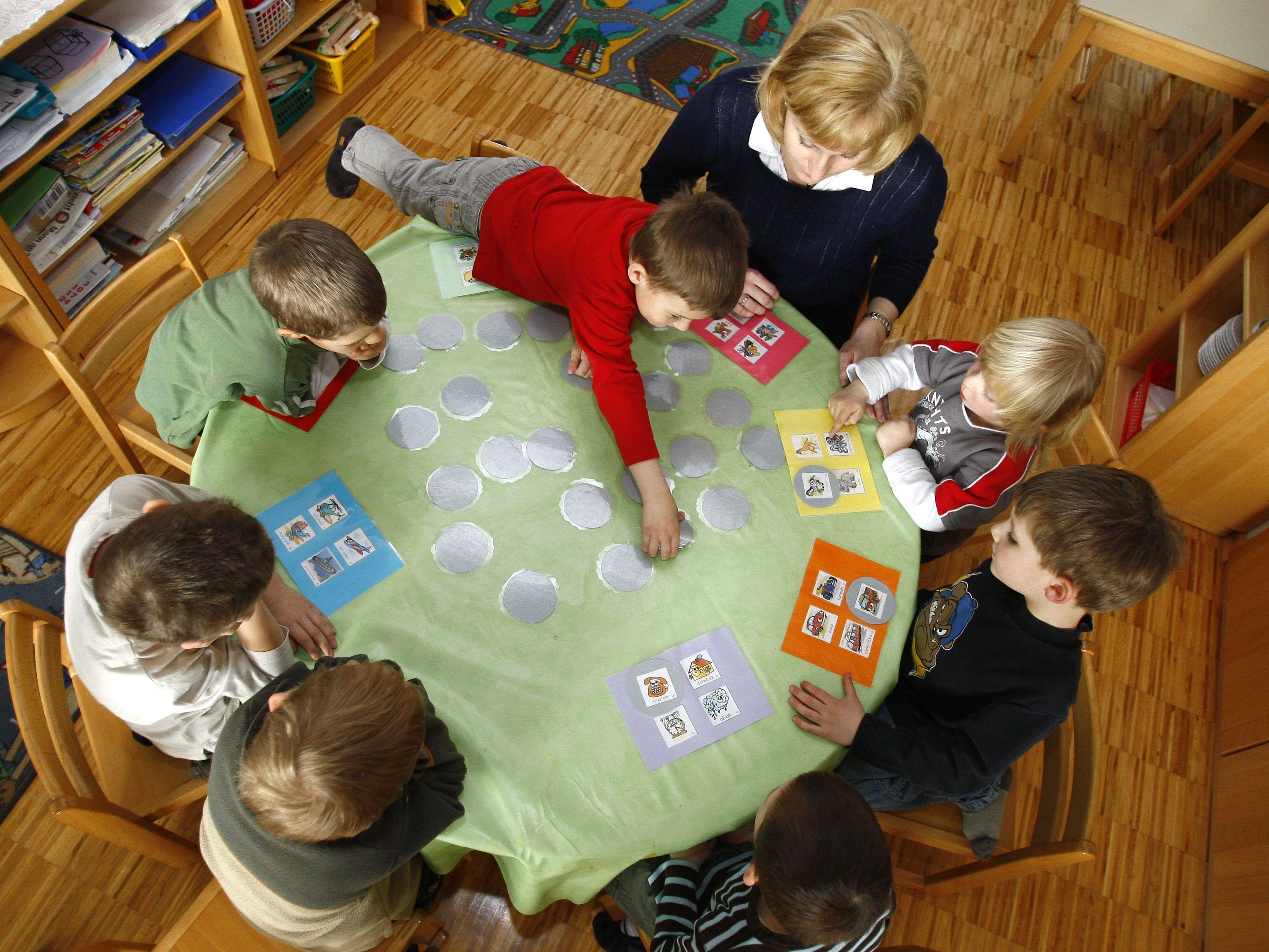 Landtagswahl Kinder Und Altenbetreuung Als Herausforderung In Nö