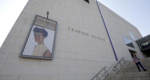 Das Programm im Leopoldmuseum umfasst 2018 gleich zwei Jubiläumsschauen.