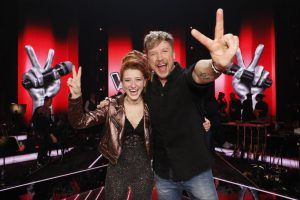 "Das Gewinnerlied von ""The Voice of Germany 2017"" Natia Todua"