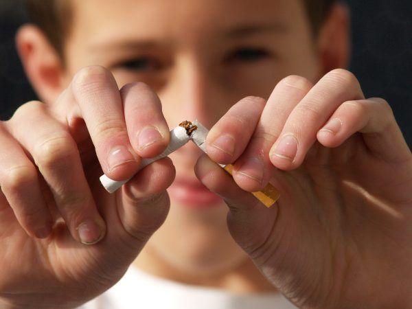 """""""Nichtrauchen als Norm"""": Gerade Jugendliche und Ex-Raucher würden laut Psychologen vom Rauchverbot profitieren"""