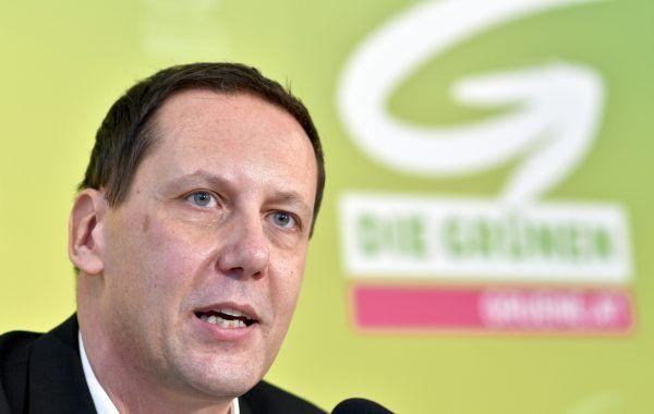 Grünen-Geschäftsführer Robert Luschnik tritt nach der Grünen-Rettung zurück
