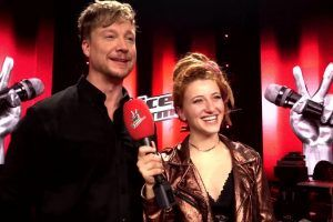 "Natia ist ""The Voice of Germany 2017"""